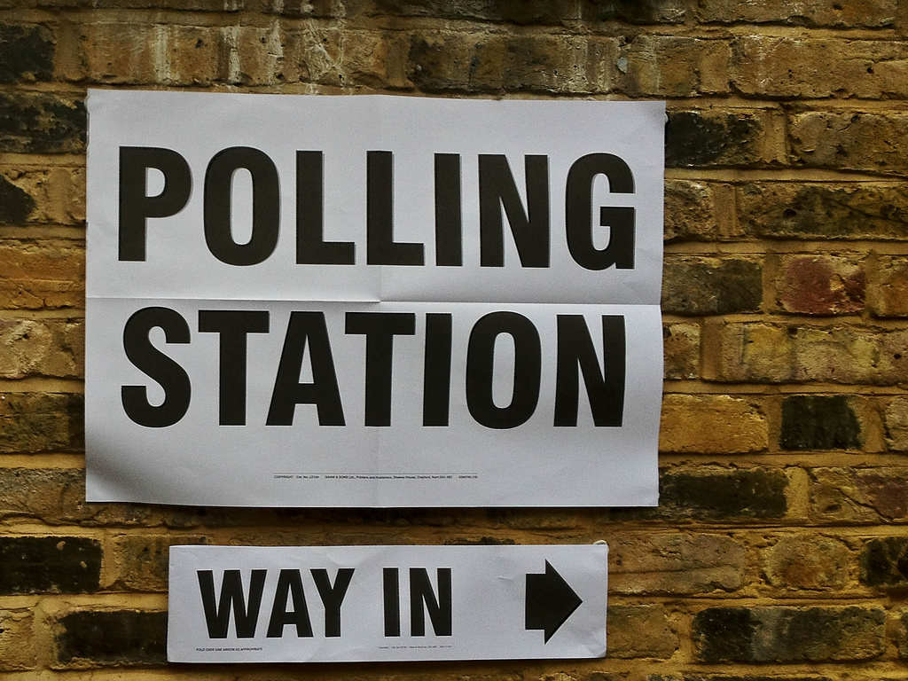What signals will the council elections send for the General Election?
