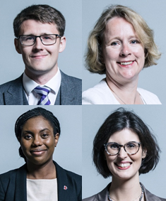 Who are the Keenest New MPs?